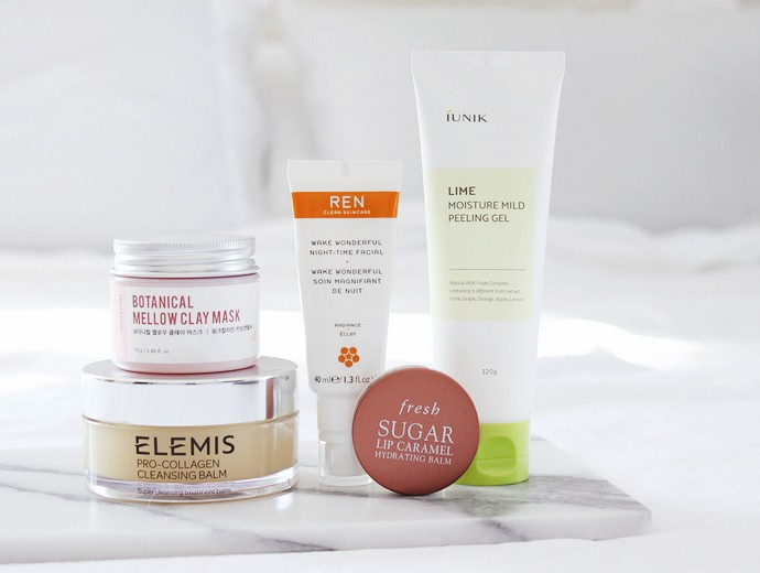 Beauty Routine for Best Combination Skin