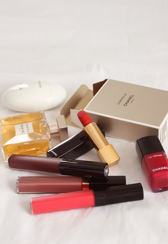 Chanel beauty products to use on Valentine's Day