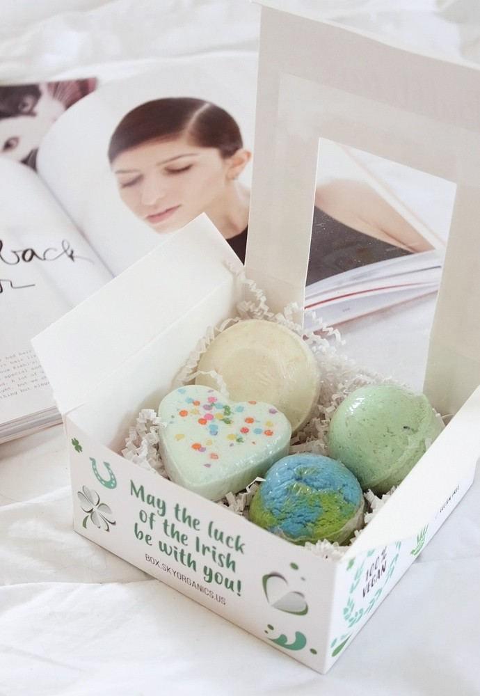 Sky Organics Bubble Box March 2018 Review