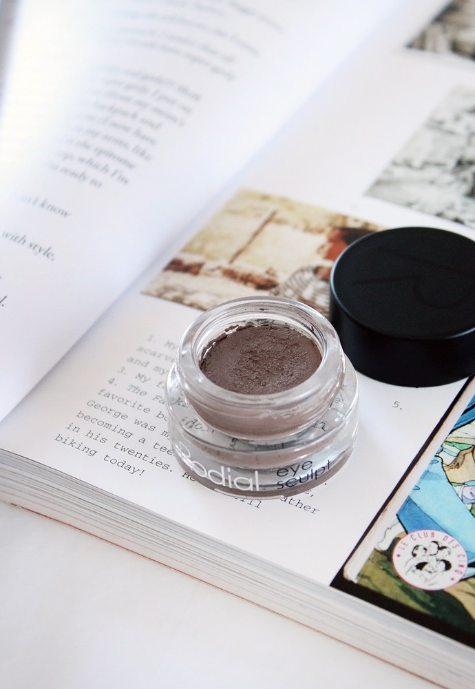 Massive Beauty Purge Project: Cream Eyeshadows Rodial Eye Sculpt