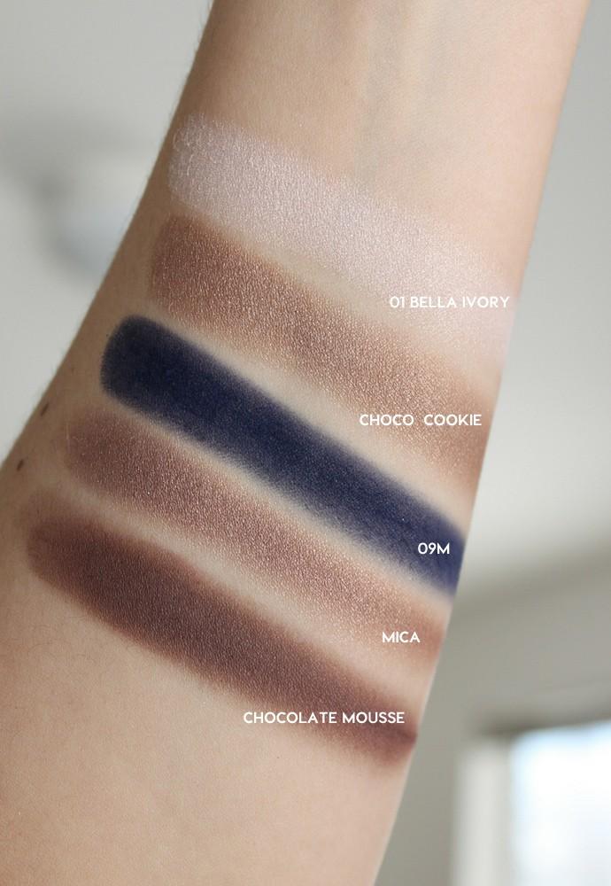 Beauty Purge Project: Powder Eyeshadow Singles