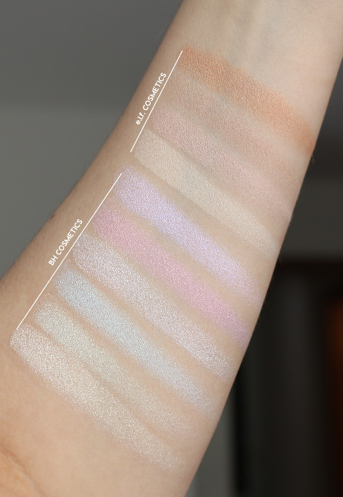 Massive Beauty Purge Project: Powder Highlighters