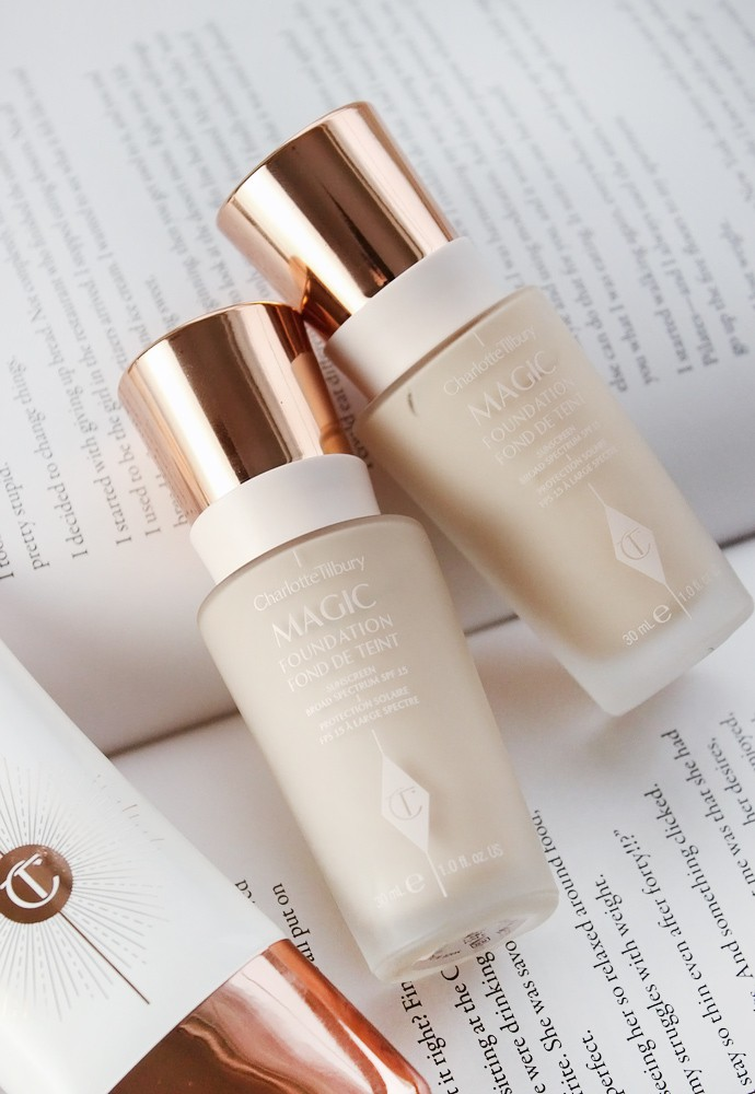 Charlotte Tilbury Magic Foundation Review, Guide & Demo - via @glamorable #charlottetilbury