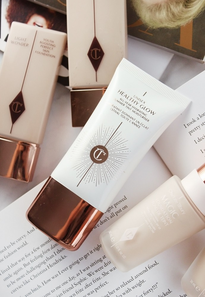 Charlotte Tilbury healthy Glow Tint Review, Guide & Demo - via @glamorable #charlottetilbury