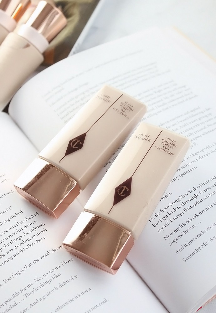 Charlotte Tilbury Light Wonder Foundation Review, Guide & Demo - via @glamorable #charlottetilbury