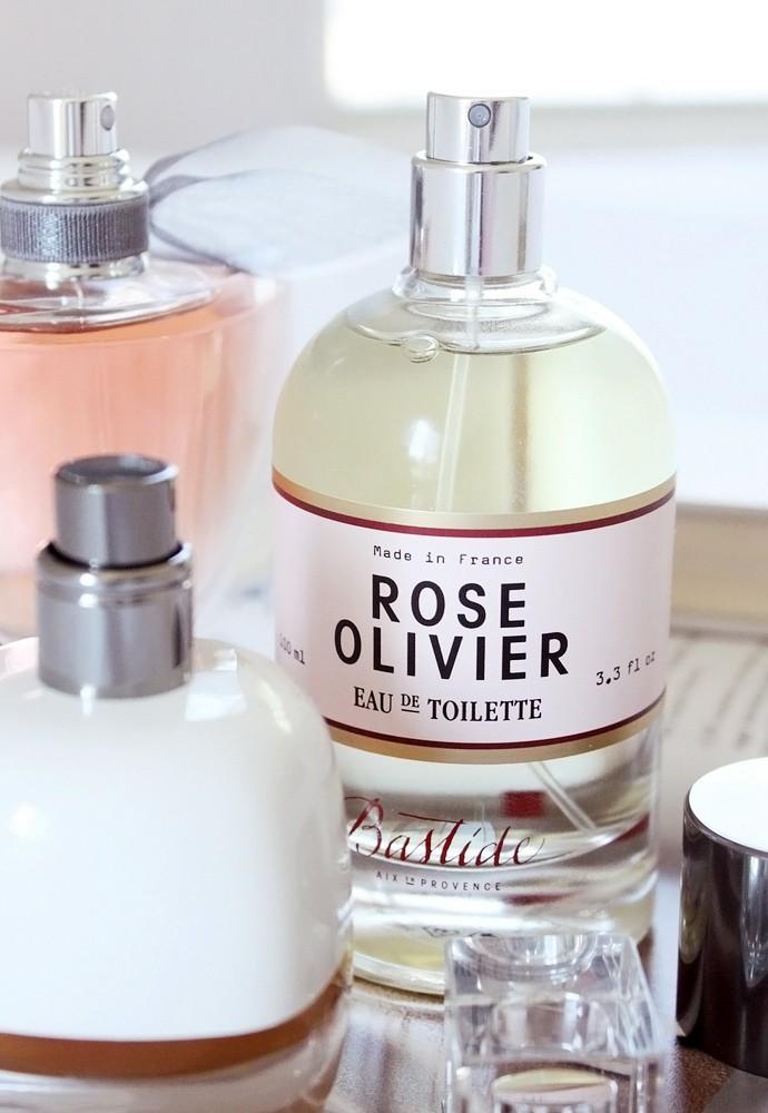 Review -Bastide Rose Olivier,Provision Las Flores,Lancôme La Vie Est Belle