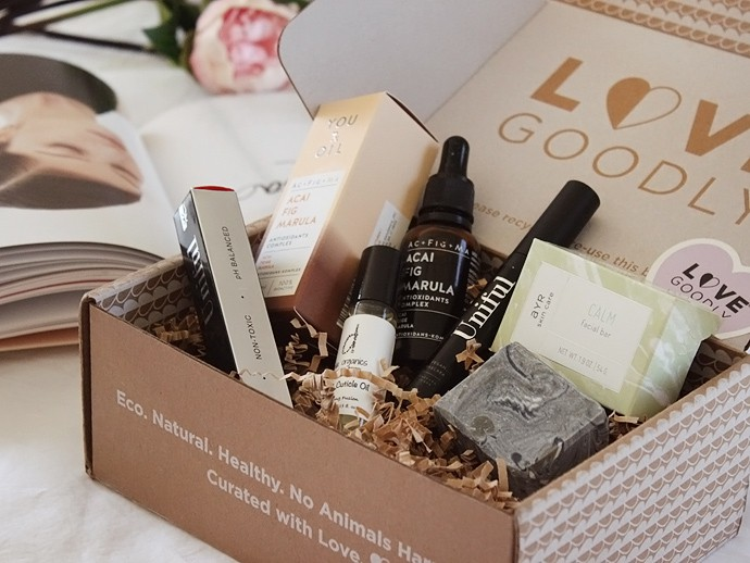 Love Goodly April/May 2018 Box Review
