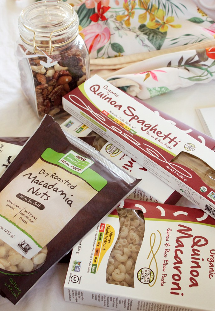 NOW Products That Have Become Pantry Staples