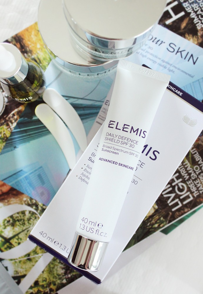 Elemis Skincare Reviews, Latest Launches & Deals Daily Defense Shield SPF30