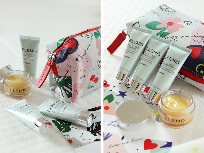 Elemis Skincare Reviews, Latest Launches & Deals Lily & Lionel Luxury Travel Collection For Her ($99) and Lily & Lionel Luxury Travel Collection For Him