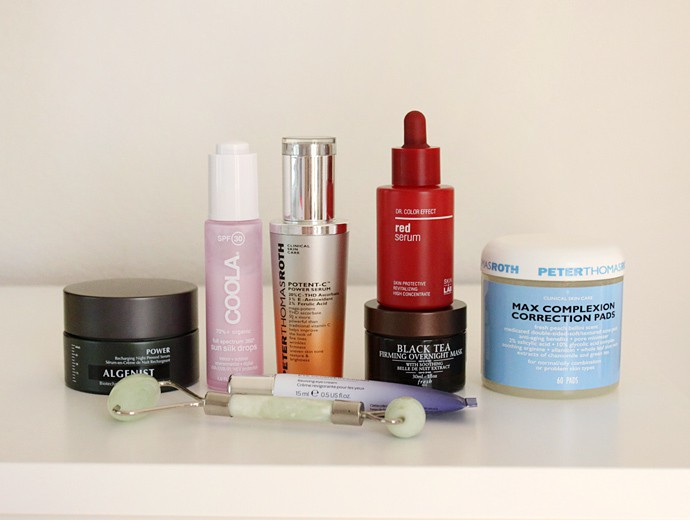 July & August Skincare Favorites - best anti-aging skincare products 2018