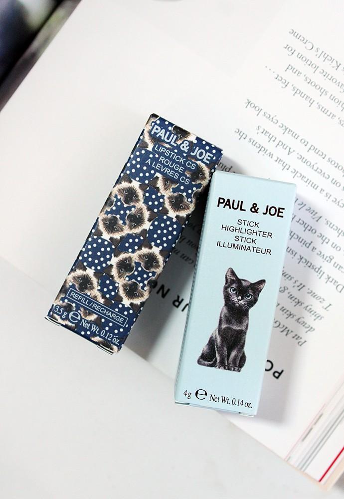 Paul & Joe Beaute Fall 2018 (swatches & review)