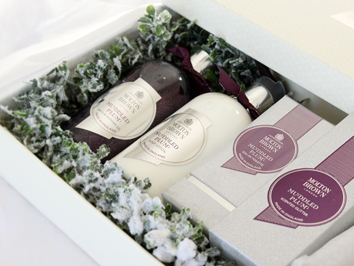 Molton Brown Muddled Plum Collection