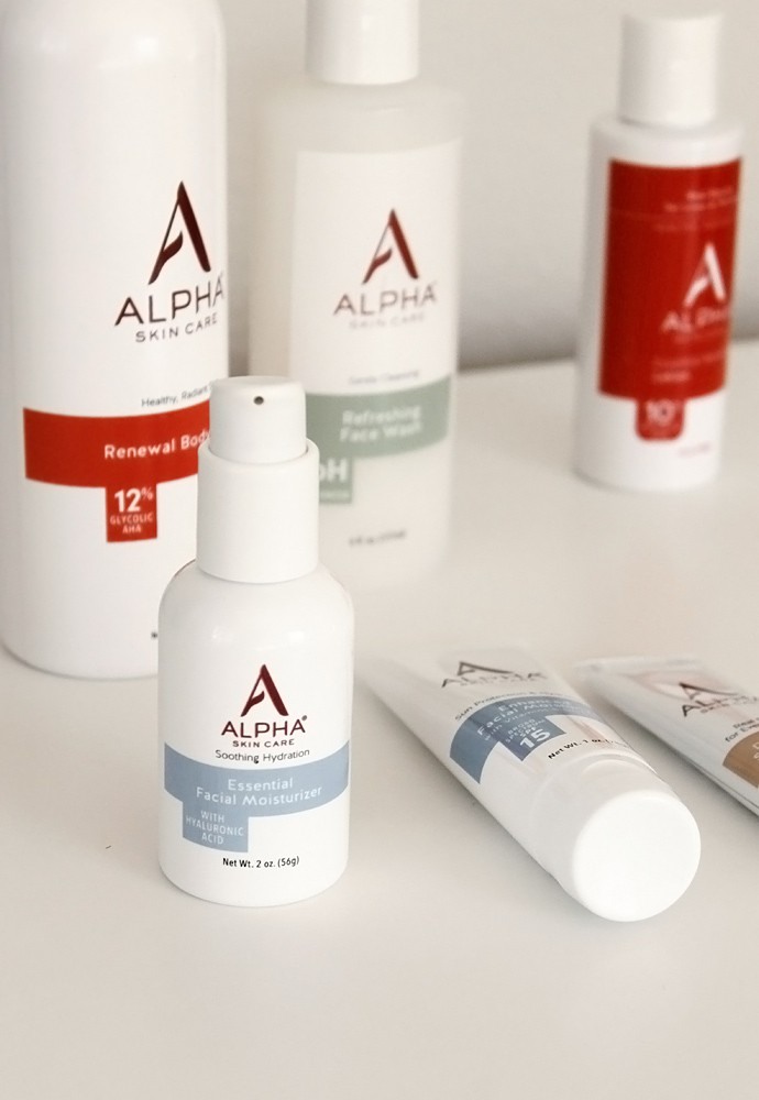 New Year, New You: Alpha Skin Care 10 Day Challenge