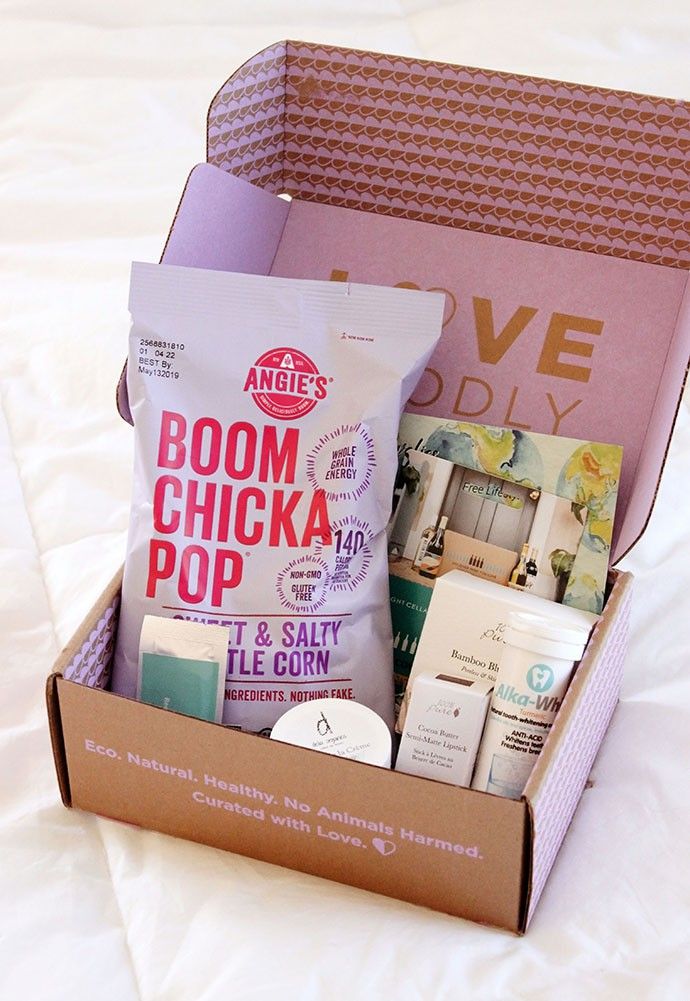 Love Goodly April/May 2019 Box Review