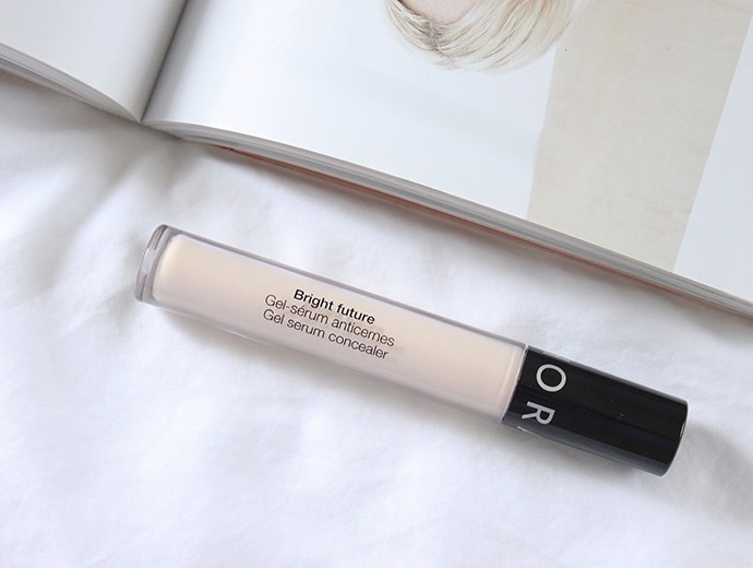 Recent Makeup Favorites - Sephora Bright Future Gel Serum Concealer 01 Bavarian Cream
