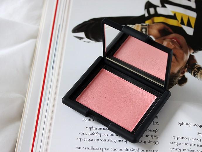 Recent Makeup Favorites - NARS Highlighting Blush Free SOul