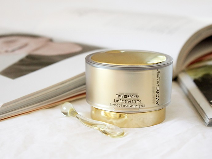 Amorepacific Time Response Eye Reserve Creme Review