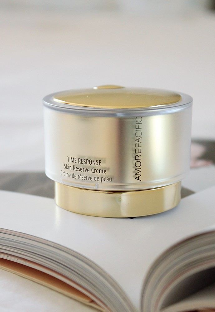 Amorepacific Time Response Skin Reserve Creme Review
