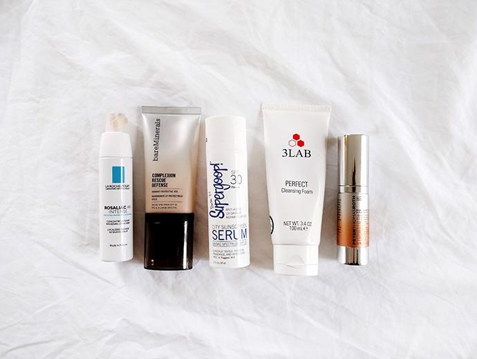 Recent Skincare Tosses