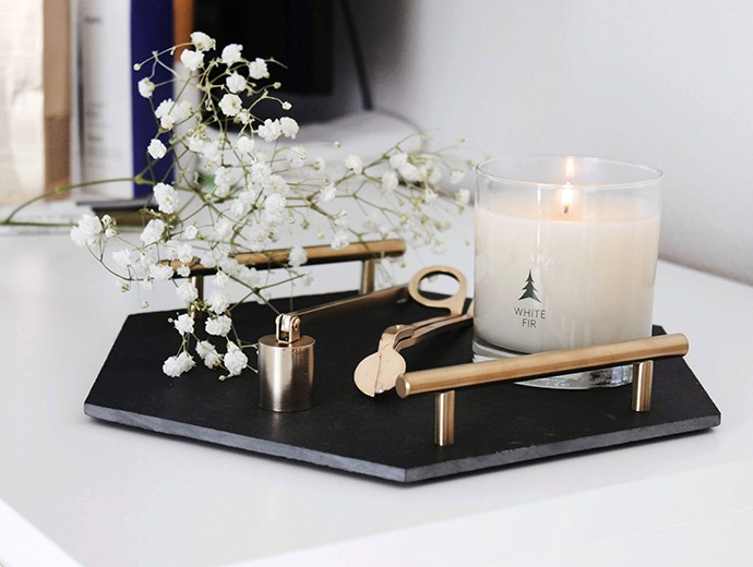 Holiday Mood with Trapp Luxury Candles