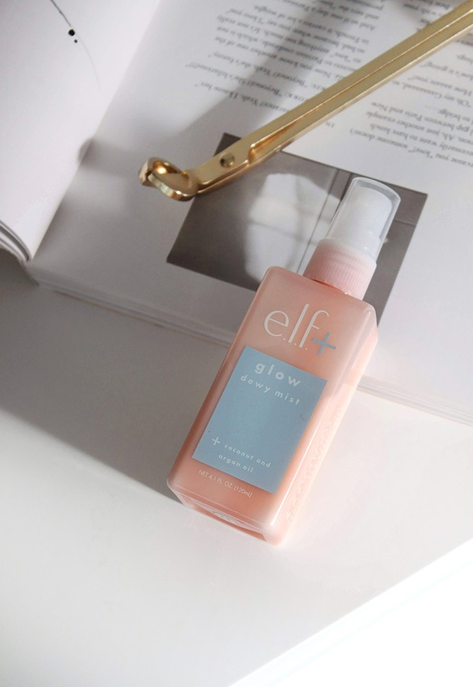 Best beauty products at Walmart - elf Cosmetics Glow Dewy Mist