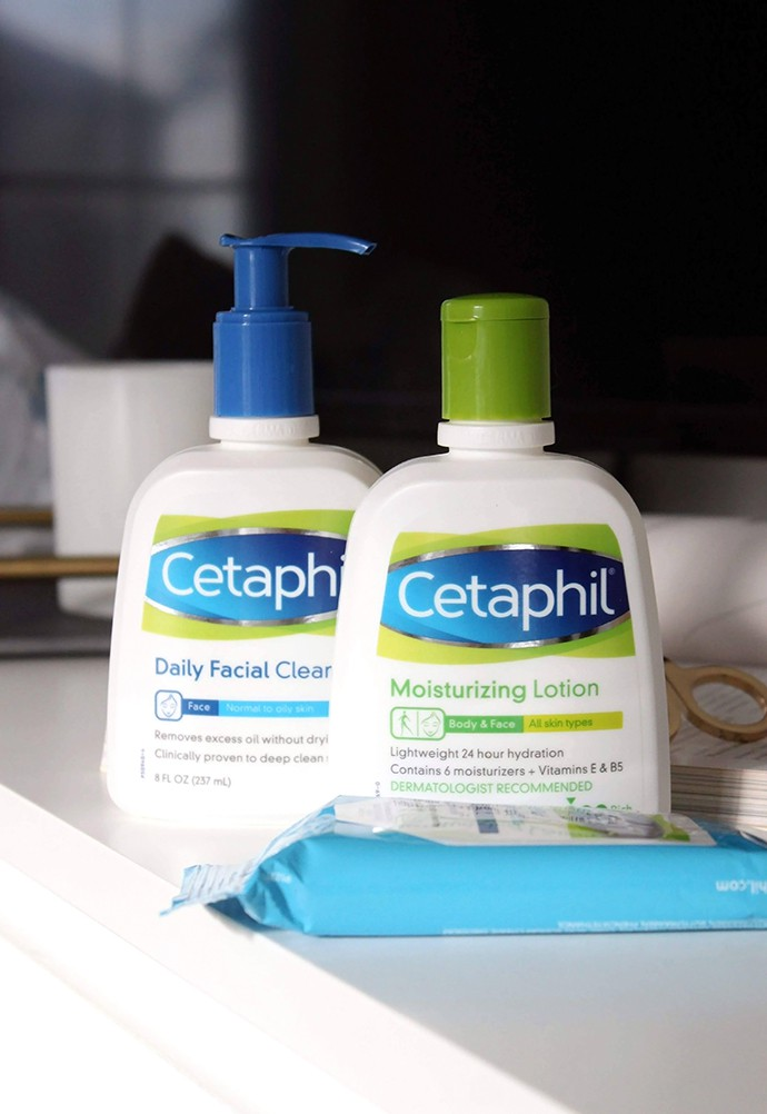 Best beauty products at Walmart - Cetaphil Gentle Cleanser