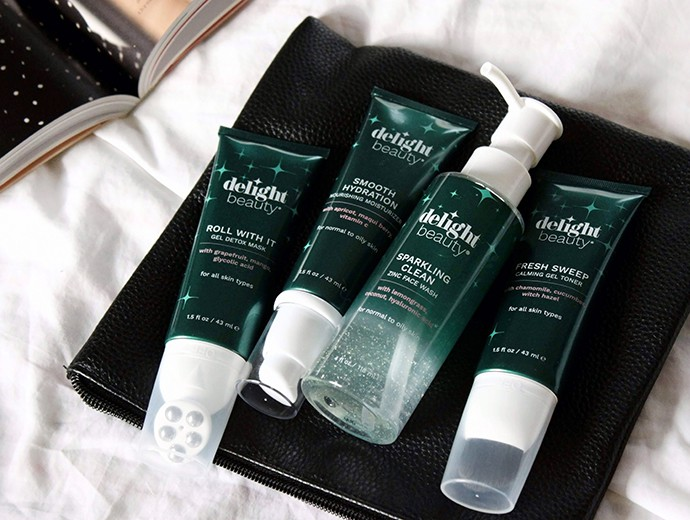 Delight Beauty: 4-Step Skincare Routine