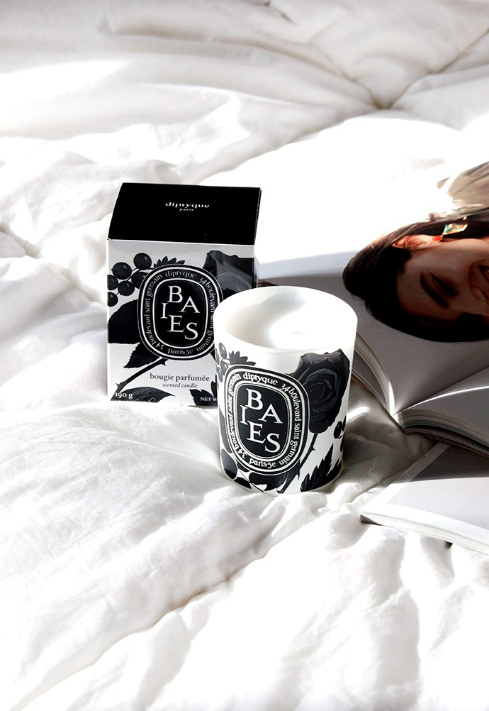 Diptyque Baies Candle for Black Friday 2019