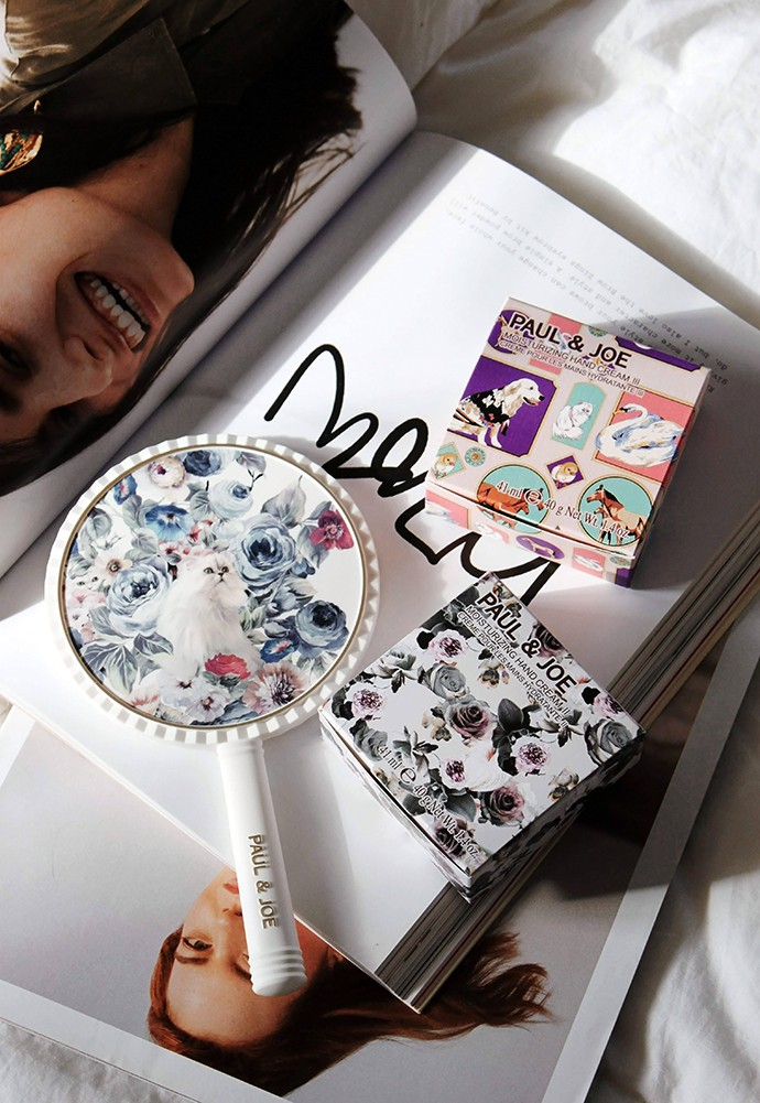 Limited Edition Paul & Joe Hand Cream & Hand Mirror Review