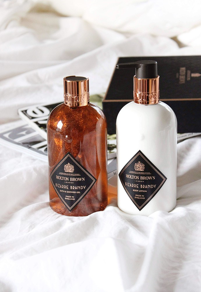 Molton Brown Bizarre Brandy Limited Edition Collection