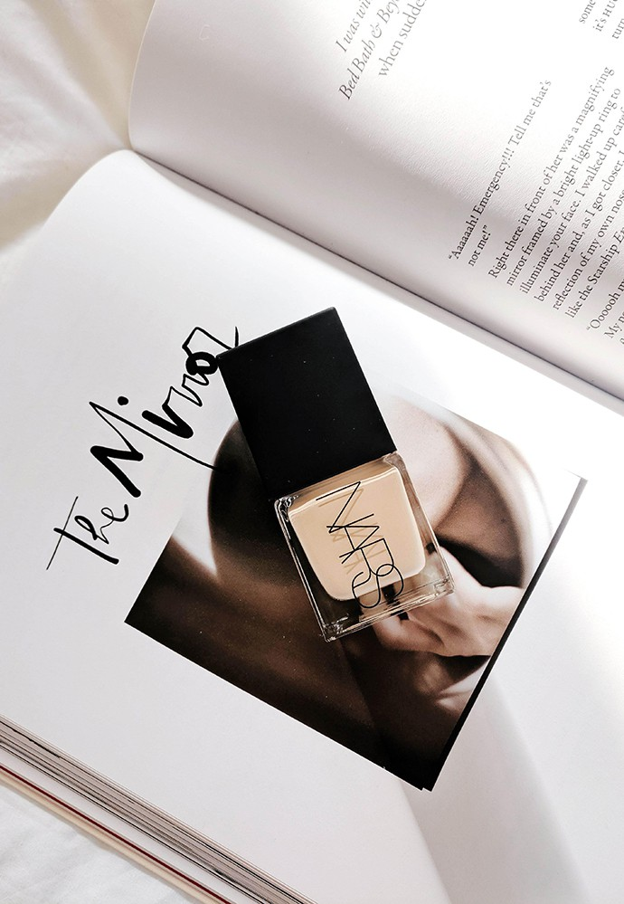 NARS Natural Radiant Longwear Foundation Now Comes in Mini Size!
