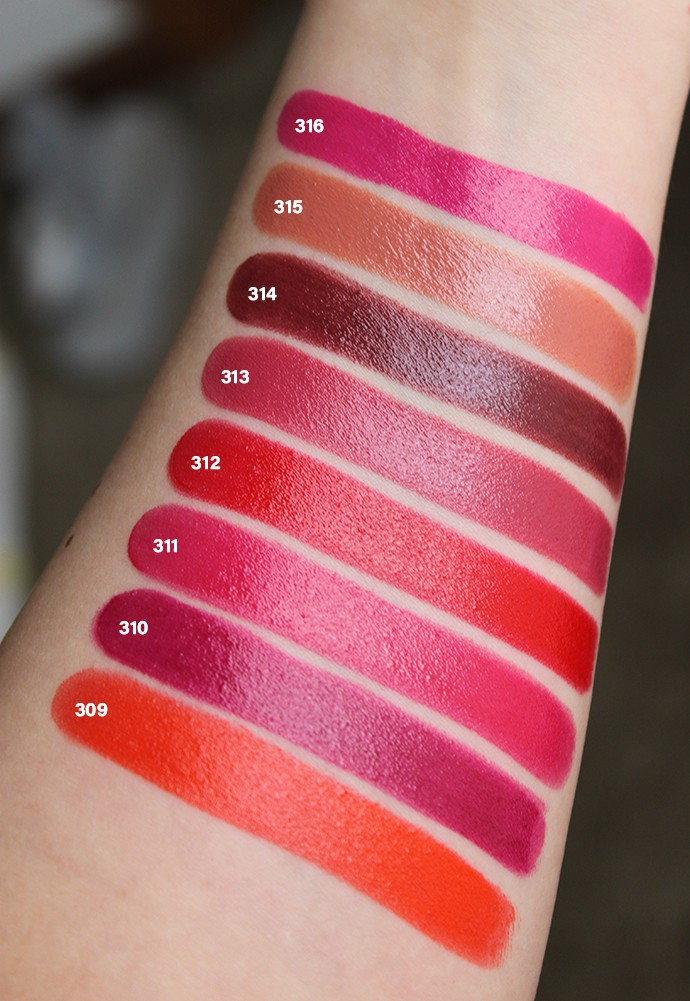 Paul & Joe Beaute Spring 2020 Swatches & Review