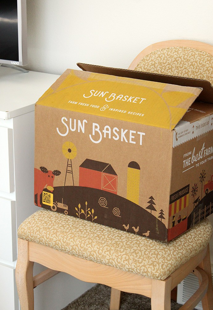 Sun Basket Meal Kit Review & $40 Off Coupon