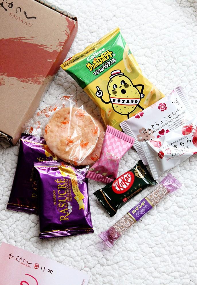 Snakku February 2020 Tasting Box Review