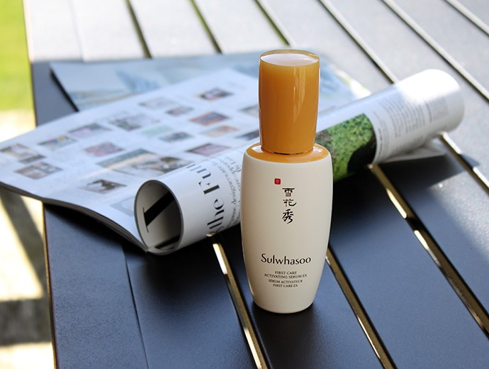 Skincare Empties Sulwhasoo First Care Activating Serum EX Mini Review