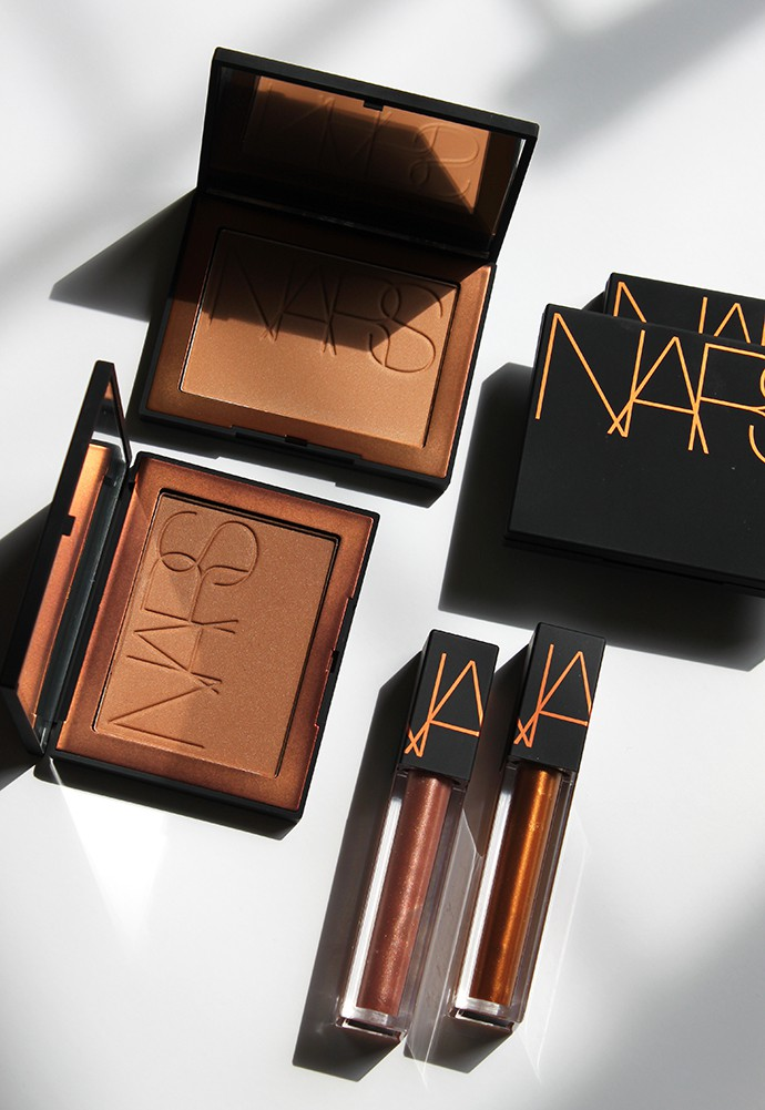 NARS Paradise Found & Laguna Bronze Summer 2020 Collection (swatches & review)