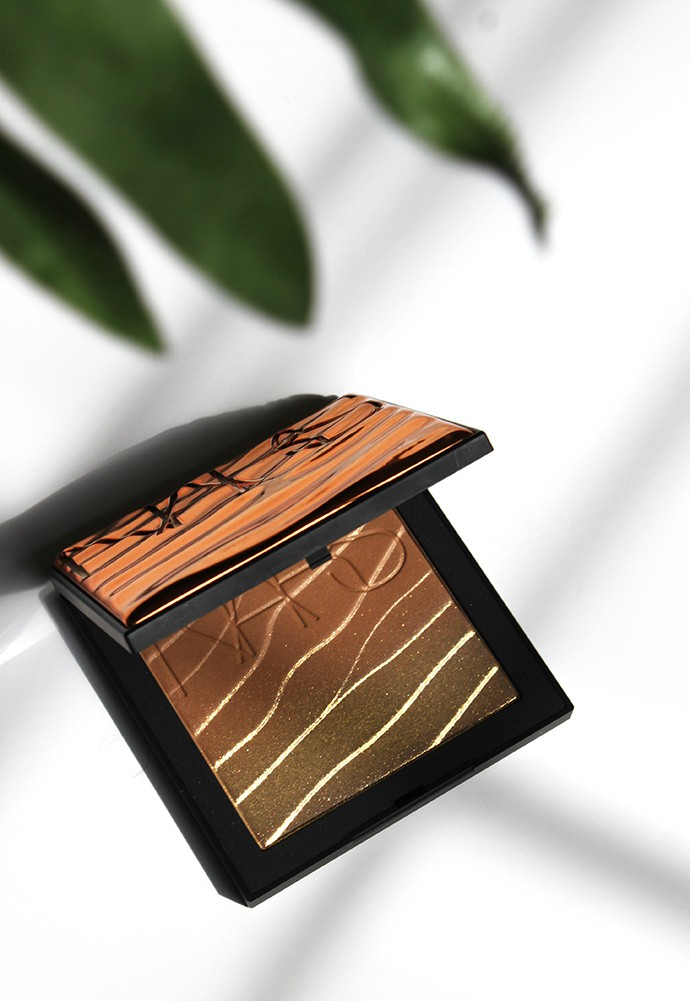 NARS Paradise Found & Laguna Bronze Summer 2020 Collection (swatches & review) - NARS Paradise Found Bronzing Powder