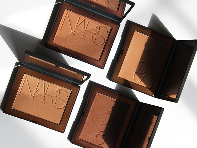 NARS Paradise Found & Laguna Bronze Summer 2020 Collection (swatches & review) - NARS Bronzing Powder San Juan, Laguna, Casino, Punta Cana