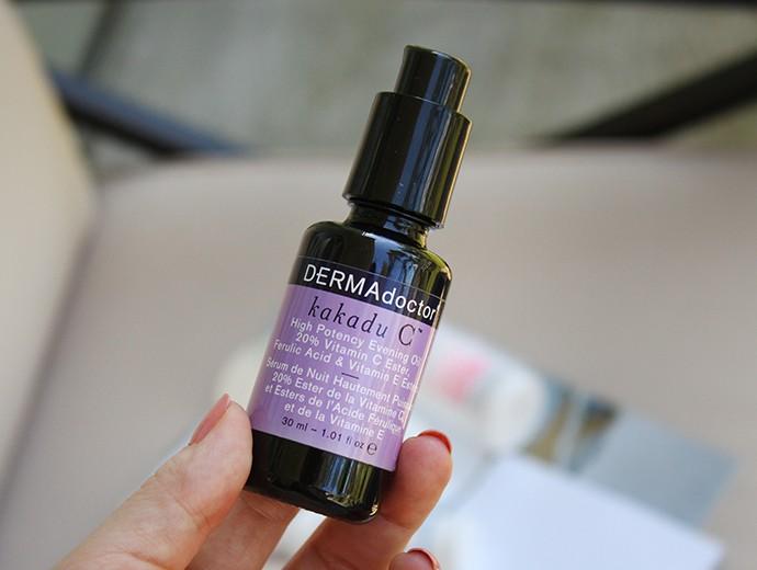 Dermadoctor Kakadu C High Potency Evening Oil review