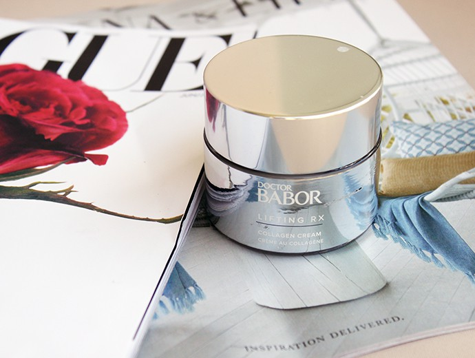 Babor Lifting Rx Collagen Cream review