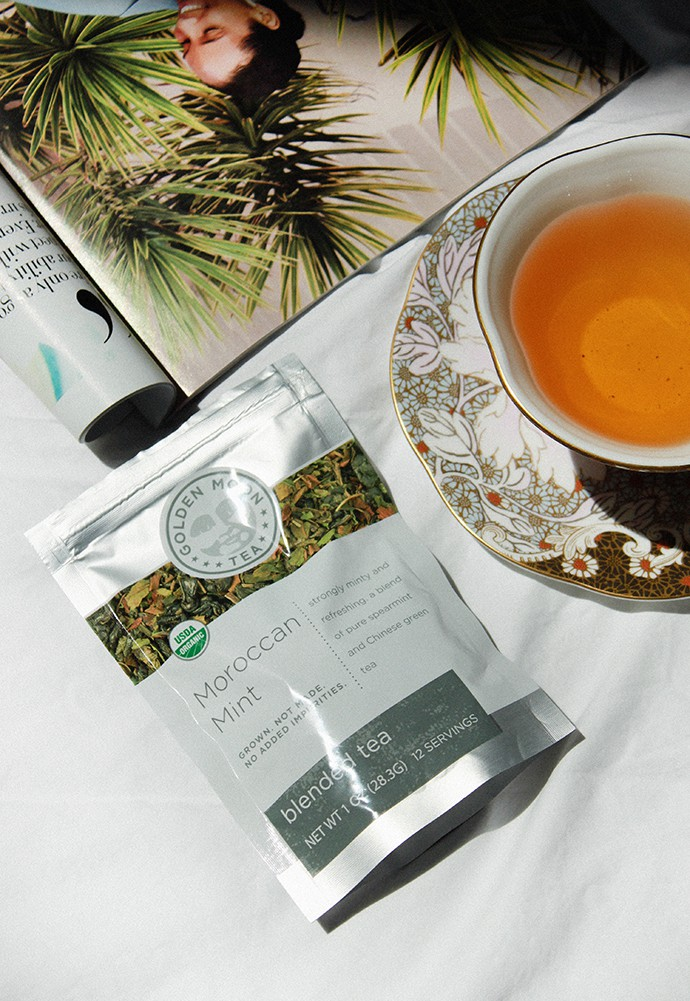 Golden Moon Tea Premium Loose Leaf Tea Sampler Review