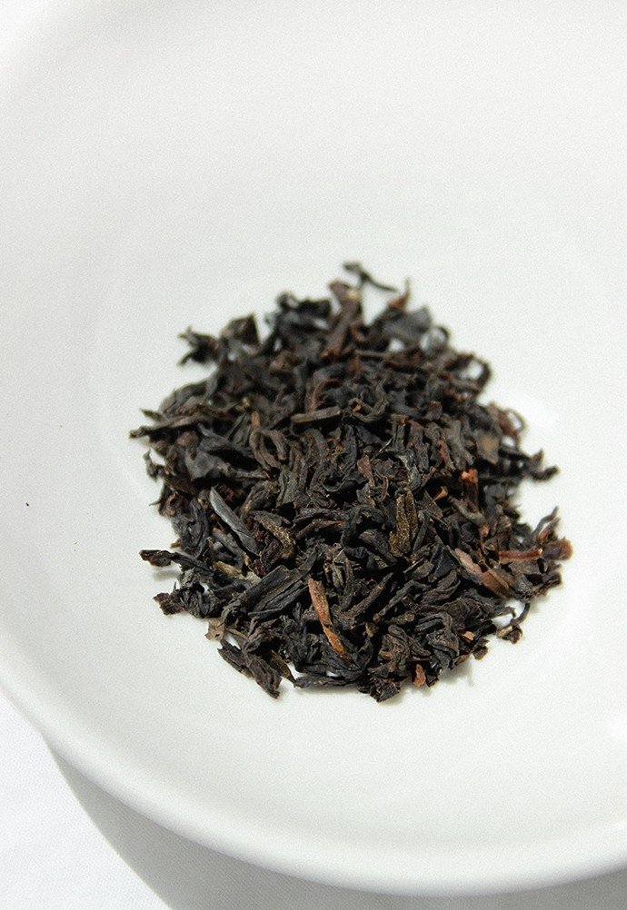 Golden Moon Tea Premium Loose Leaf Tea Sampler Review - English Breakfast