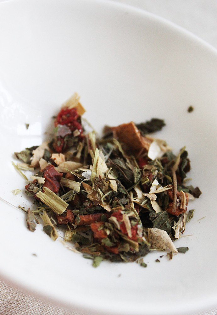 Tea Sparrow August 2020 Unboxing & Review Strawberry Mint