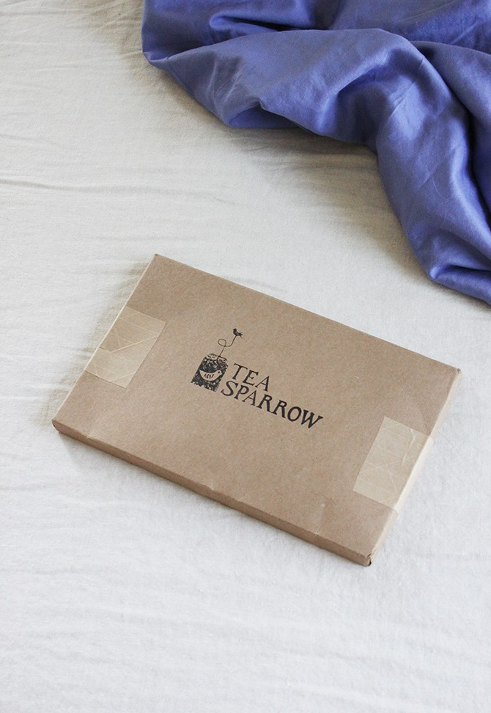 Tea Sparrow August 2020 Unboxing & Review