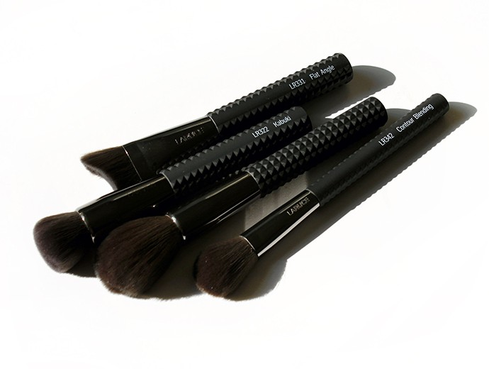 Ipsy Glam Bag Plus October 2020 Unboxing & Review - Laruce Beauty Face Brush Set