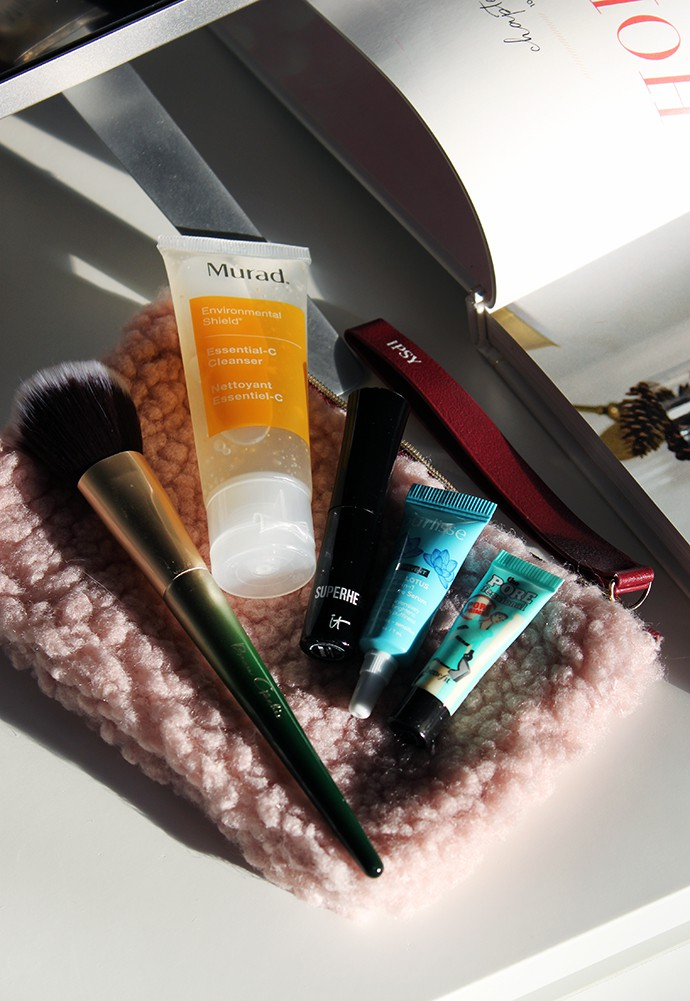 Ipsy Glam Bag December 2020 Unboxing & Review