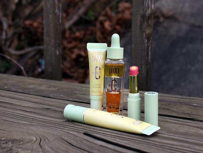 Pixi by Petra Skintreats +C Vit Vitamin Skincare Review