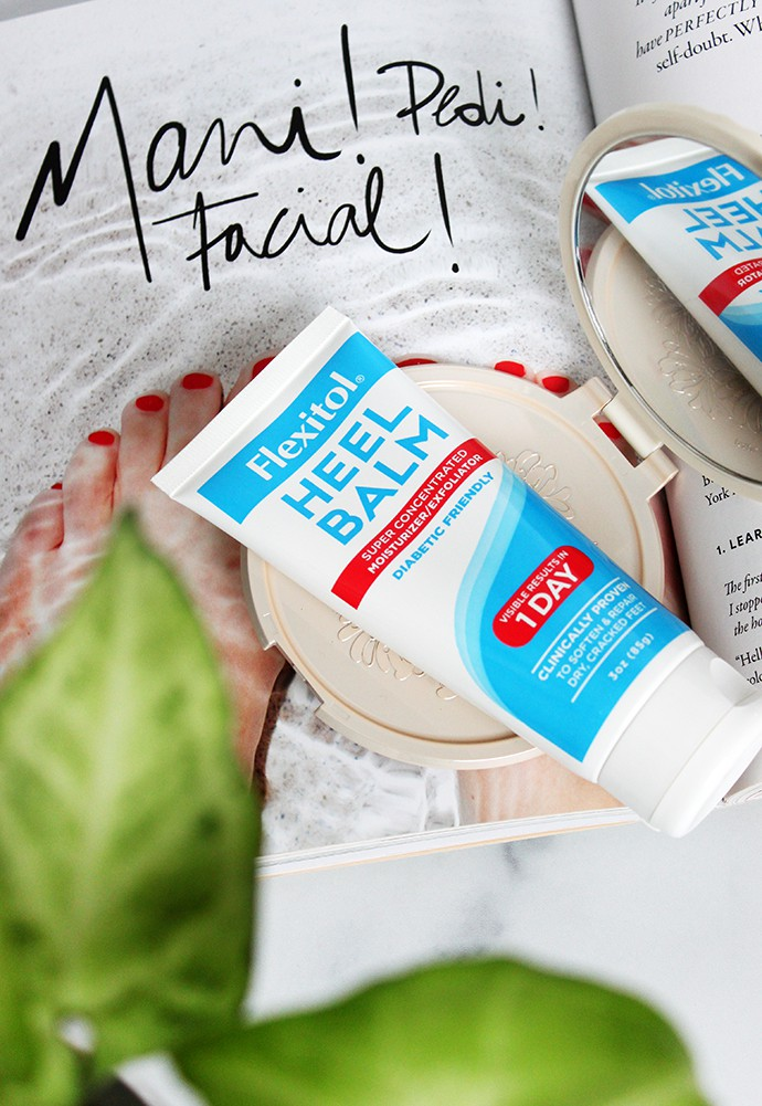 Getting Ready for Spring with Flexitol Foot Cream