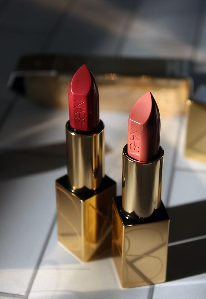 NARS Audrey & Barbara Audacious Lipsticks
